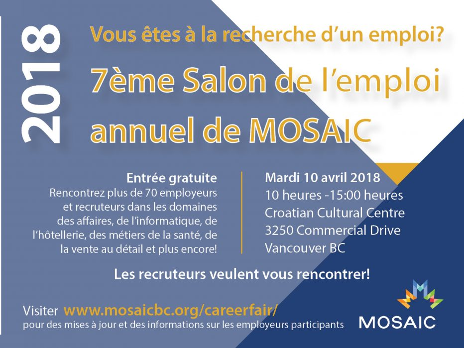 MOSAIC-Career-JobFair-FR 2017