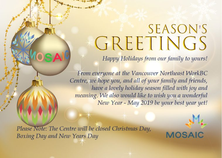 b302efaf3eca Happy Holidays from our family to yours! - Vancouver Northeast